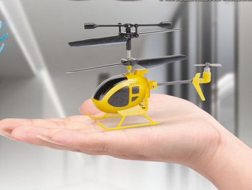 REH-TS6  Newest supper small size 3.5ch RC Helicopter with gyro