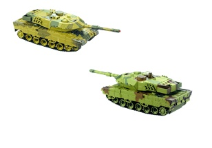 RET-TF552 2.4G Twin Battle Tank