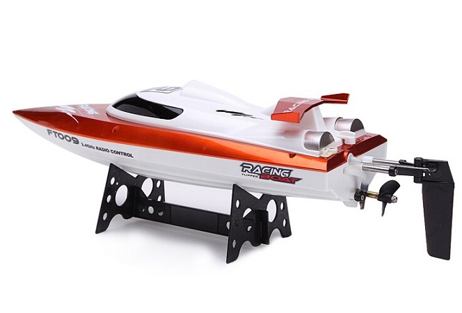 REB-TF009 46CM Big 2.4G 4CH RC high speed boat(Water cooling system)
