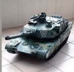 1:6 scale Radio controlled big size tank