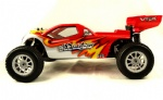 1/10 Scale RTR 4WD Electric brushless Truggy-Bulldog EBL