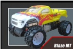 1/5 2WD Gas Powered Ready To Run Monster Truck