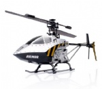 REH-TF1 3.5CH Single-Blade RC 2.4G Helicopter with LCD transmitter