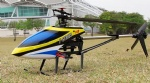 REH-TF49 70cm Large Alloy Single Blade 2.4G 4CH Helicopter