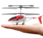 REH-TT20 3 channel mini alloy RC helicopter with gyro