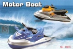 Super Power Eletronic Speed Motorboat