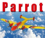 REP-TF8801 Parrot Radio Controlled 2CH RC Glider