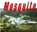REP-TF8803 Mosquito Radio Controlled RC Glider