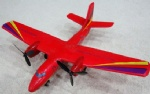 REP-TF8806 P50 Hawkeye Radio Controlled Glider