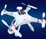 REU-TX20 2014 Newest 2.4G GPS 4-Axis Quadcopter with FPV AUTO-Pathfinder GPS