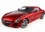 REC-2024 4CH Emulational Licensed Remote Control BENZ Car with Bright Lights