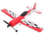 REP-TX929 40cm 2.4G 4 Channel Remote Control Beginner Airplane with LCD transmitter