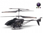 REH-1101D 23CM Crash Resistant Stable 3.5-CH IR Remote Control RC Helicopter With Camera