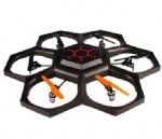 REU-TX41 76CM Super Size 2.4G 6-Axis RC Quadcopter
