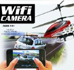 REH-TF16W 47CM 3ch wifi control helicopter with camera real-time transmission