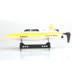 2.4G emulational high speed remote control racing boat