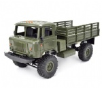 REC-TF24 1:16 2.4GHz 4WD Large RC Military Truck RTR/KIT