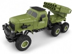 REC-TF196 2.4G 1:16 R/C military truck with guns