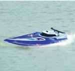 1:16 rc boat with 32 Inch length and water cooling 540 motor