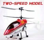 3CH Metal RC Helicopter with Gyro 105CM length